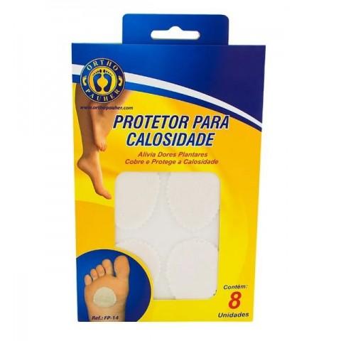 Protetor Para Calosidade Orthopauher C/8 (FP-14)