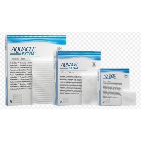 Curativo Aquacel  AG Extra Prata Convatec - Unidade