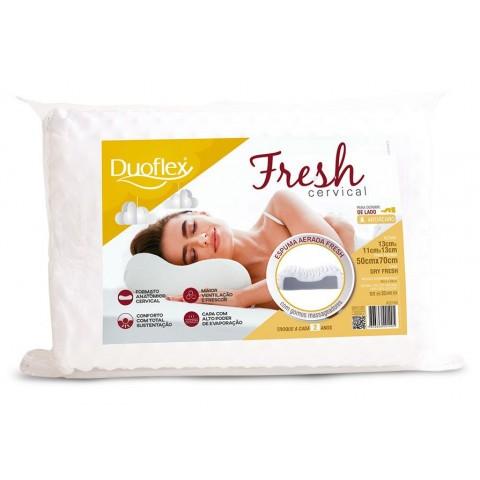 Travesseiro Duoflex Fresh Cervical AT2100