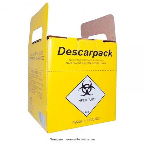 Coletor Perfurocortante 13L Descarpack