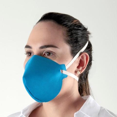Mascara Reutilizável Tripla Camada Orthopauher