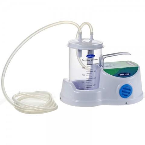 Aspirador Cirúrgico de Sangue e Saliva Medicate MD100