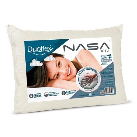 Travesseiro Duoflex Nasa Alto NS1116