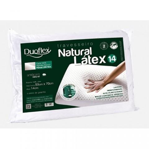 Travesseiro Duoflex Natural Látex LN1104